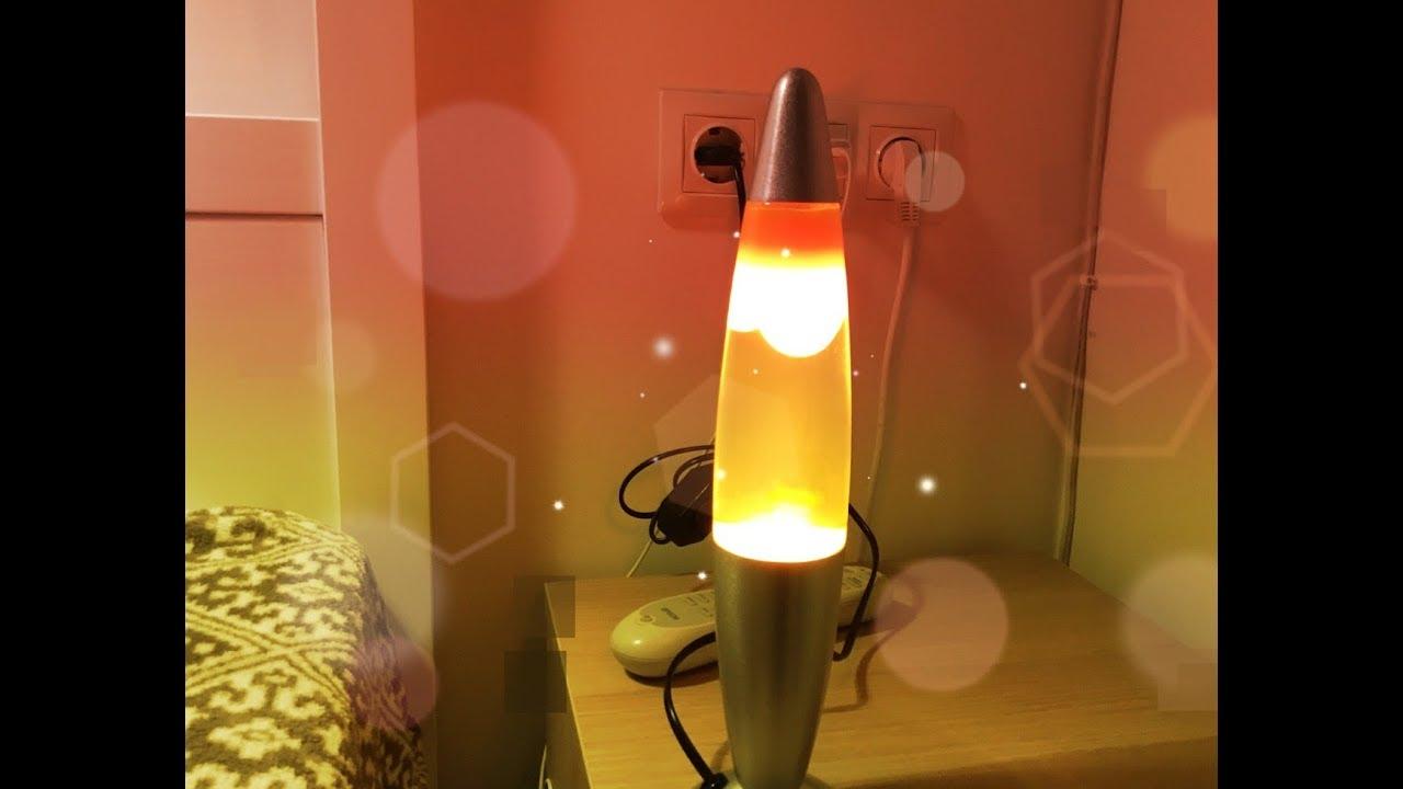 Как сделать лава-лампу?
