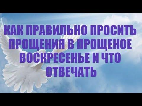 Что будет, если в прощенное воскресенье не попросить прощения - советы народной мудрости - медиаплатформа миртесен