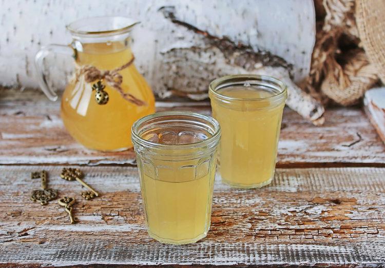 Домашние рецепты консервирования березового сока в банках на зиму
