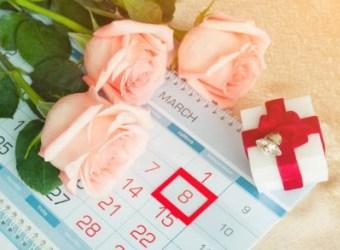 Как поздравить женщин 8 марта в офисе: все по полочкам! | снова праздник!