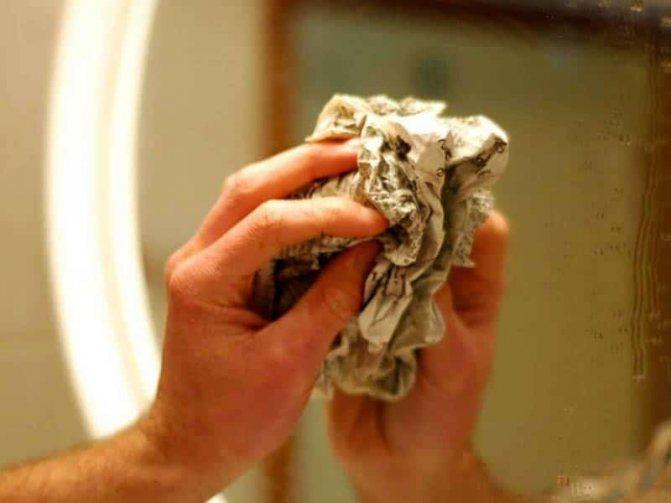 Как сделать так, чтобы зеркало в ванной не запотевало - с миру по нитке - медиаплатформа миртесен