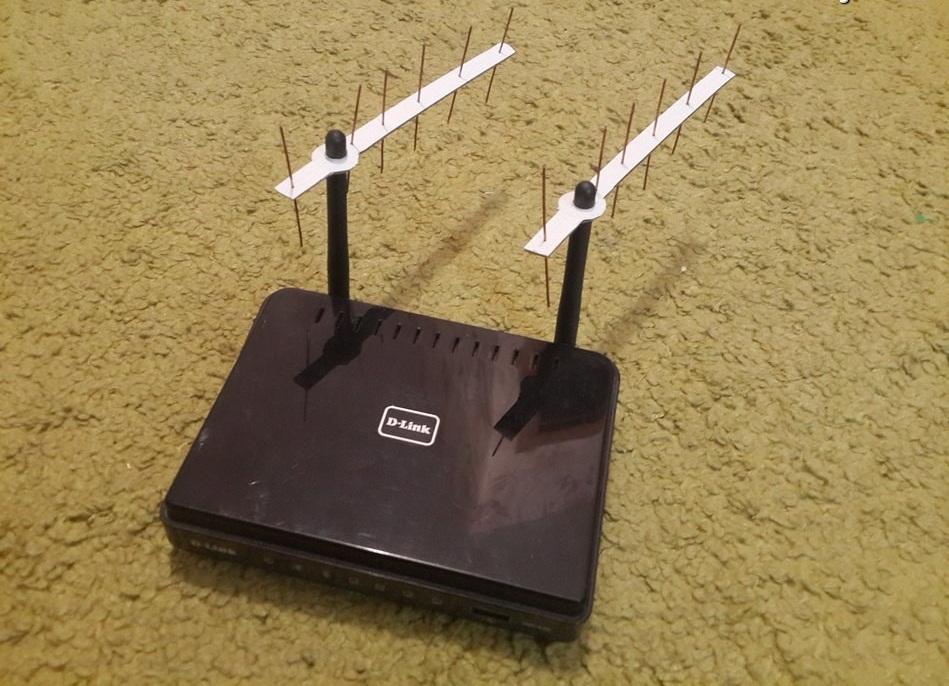 Как усилить сигнал wi-fi сети (увеличение дальности работы wi-fi)
