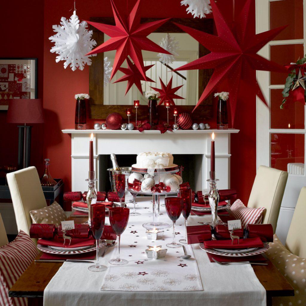 Простые способы украсить дом к новому году - лайфхакер