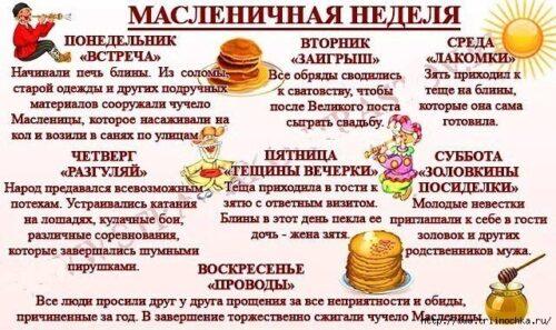 Стихи про масленицу красивые русских поэтов