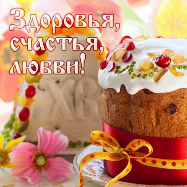 Поздравления с праздником пасхи
