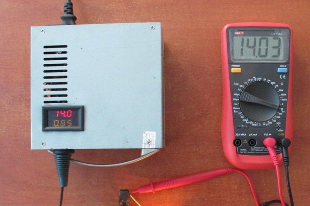 Зарядное устройство из бп компьютера для автомобильного аккумулятора: как сделать зарядку из компьютерного блока питания своими руками