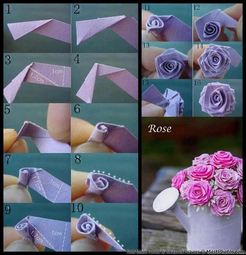 Как сделать большую розу из гофробумаги. роза из гофрированной бумаги своими руками для начинающих с видео
