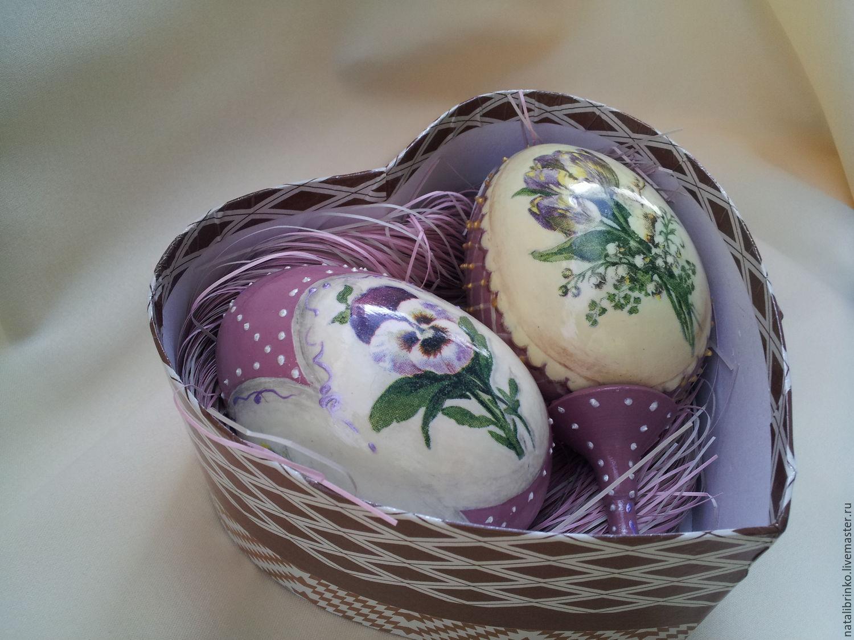 Декупаж пасхальных яиц салфетками рецепт с фото пошагово - 1000.menu