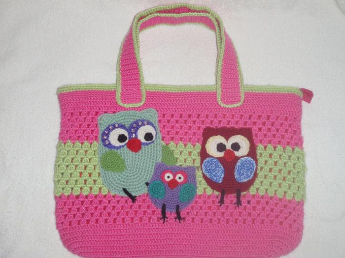 Связать детскую сумочку и рюкзак спицами – схемы и описание