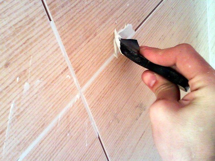 Затирка швов плитки своими руками: какую выбрать, как правильно, расход, как наносить