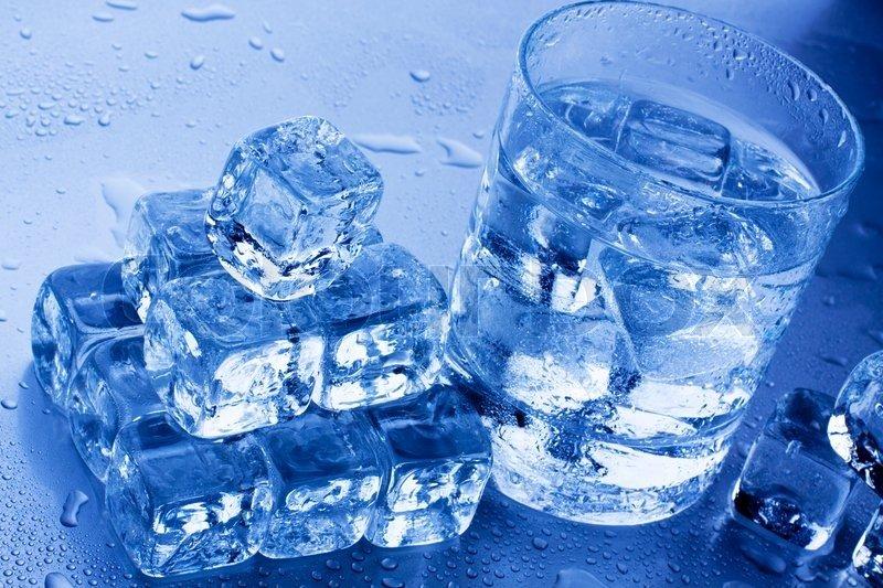 Плотный лёд