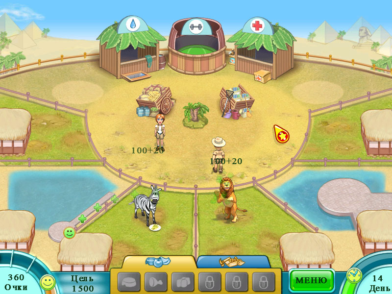 Лучшие игры про зоопарк
