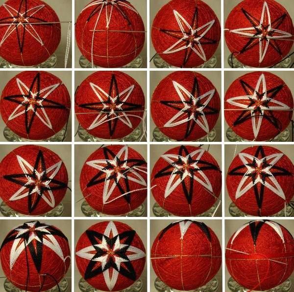 Новогоднии игрушки. новогодние игрушки из цветной бумаги своими руками. видео-инструкция по изготовлению игрушки из ниток и шаров для елки в школе и садике
