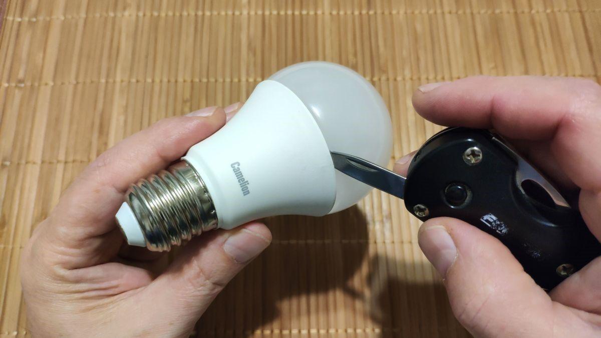 Как самостоятельно отремонтировать энергосберегающую лампу