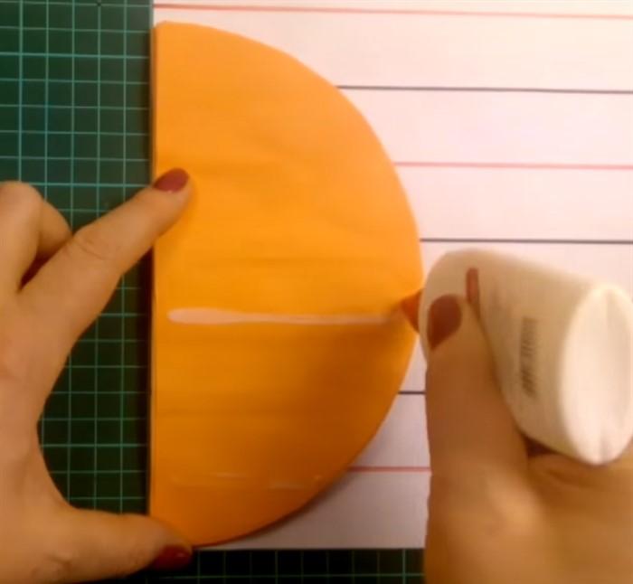 Мячик из бумаги | страна мастеров