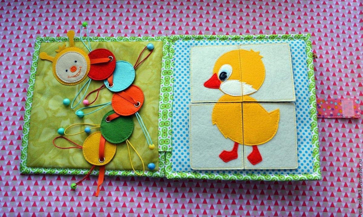 Развивающие мягкие книжки из фетра – как выбрать ткани и сшить своими руками по выкройкам игрушку для детей (100 фото)