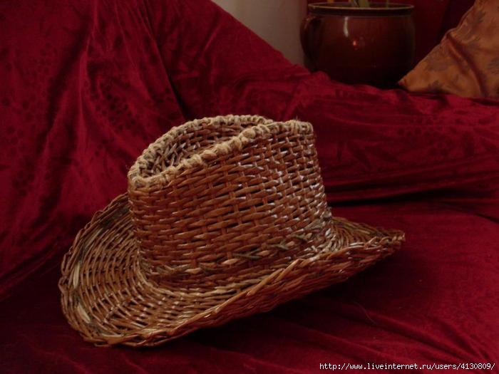 Плетеные игольницы- шляпки. мк. | страна мастеров
