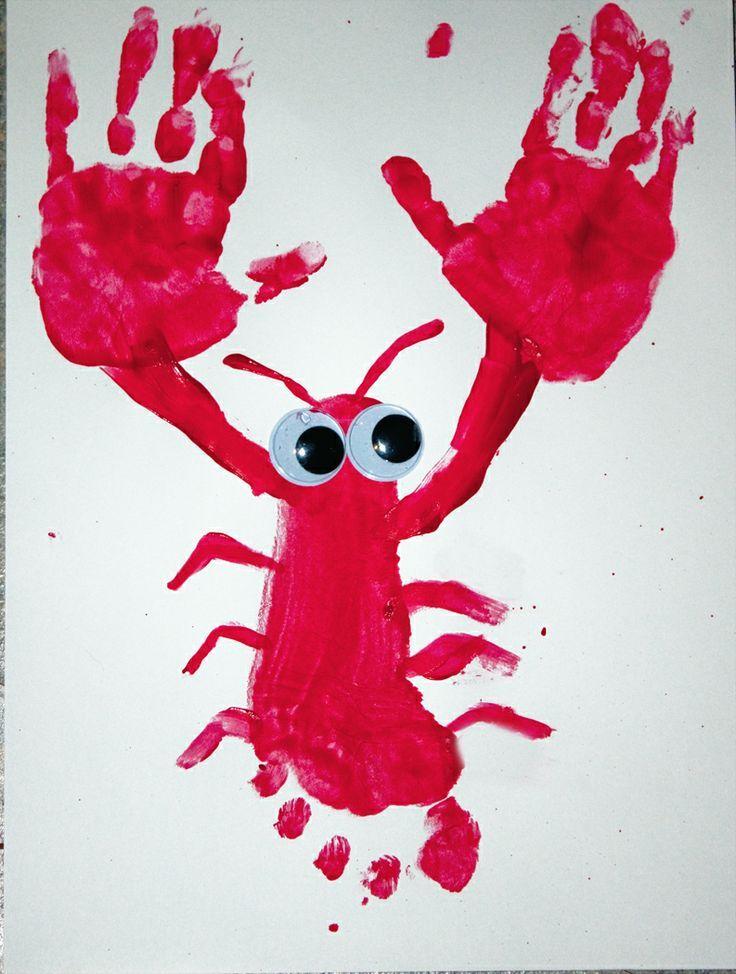 Как сделать отпечатки ручек и ножек малыша своими руками. 3 проверенных способа