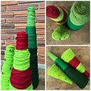 Поделки из ниток: схемы интересных моделей как сделать своими руками нитяные игрушки и украшения (70 фото)