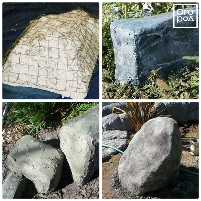 Скульптуры из бетона и советы мастеров по их изготовлению