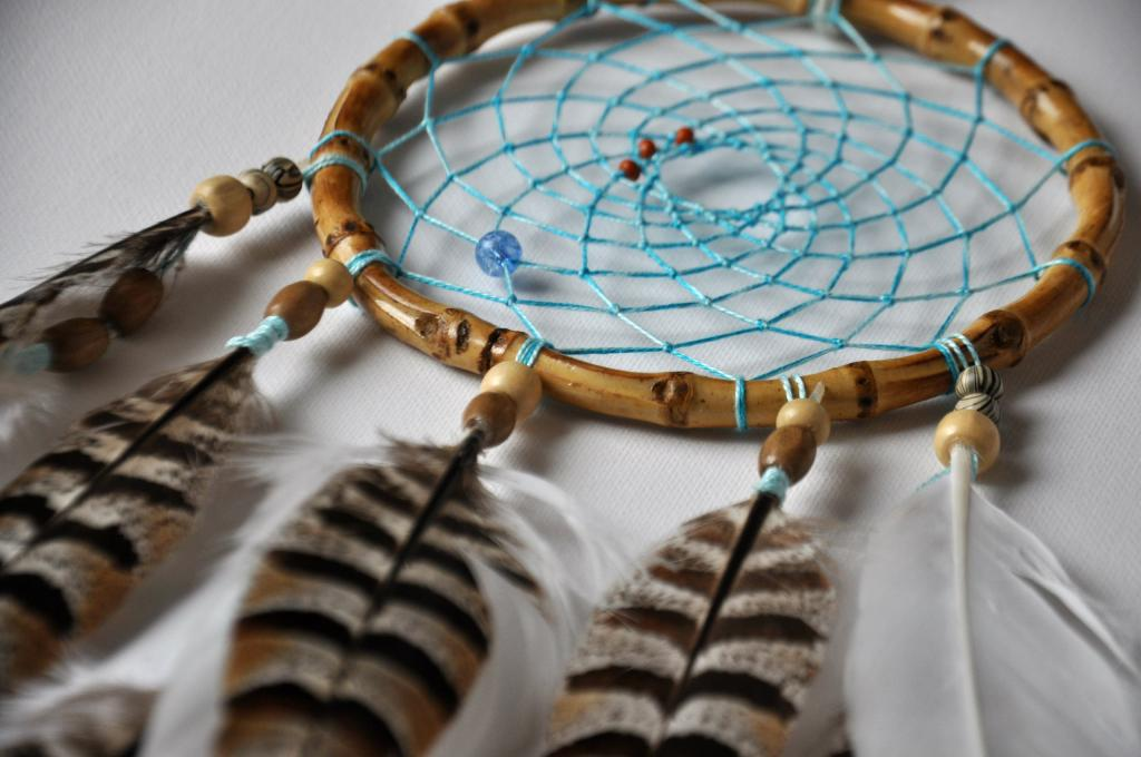 Ловец снов своими руками — индейская магия сновидений