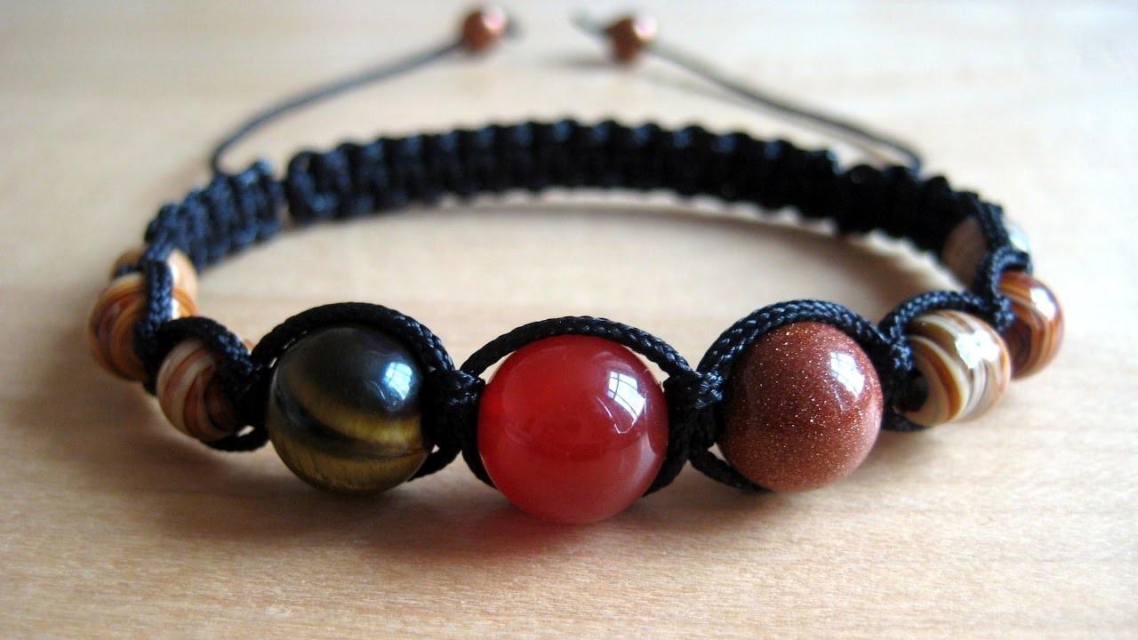 Браслет шамбала: значение и соответствие цвета бусин буддийского амулета, на какой руке носить украшение