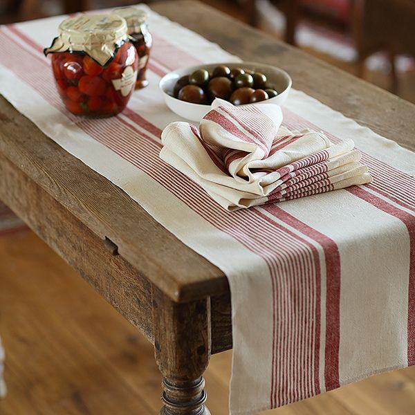 Салфетки в деревенском стиле