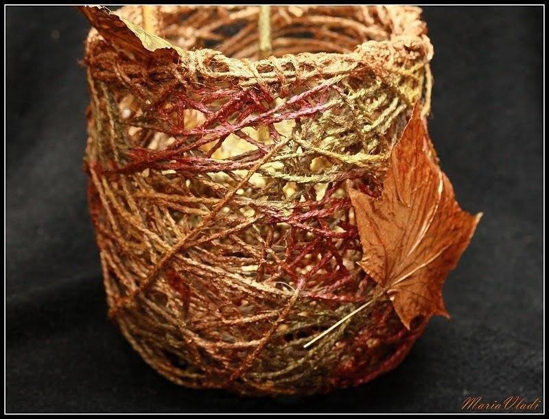 Создание цветов из шерстяных ниток своими руками пошагово