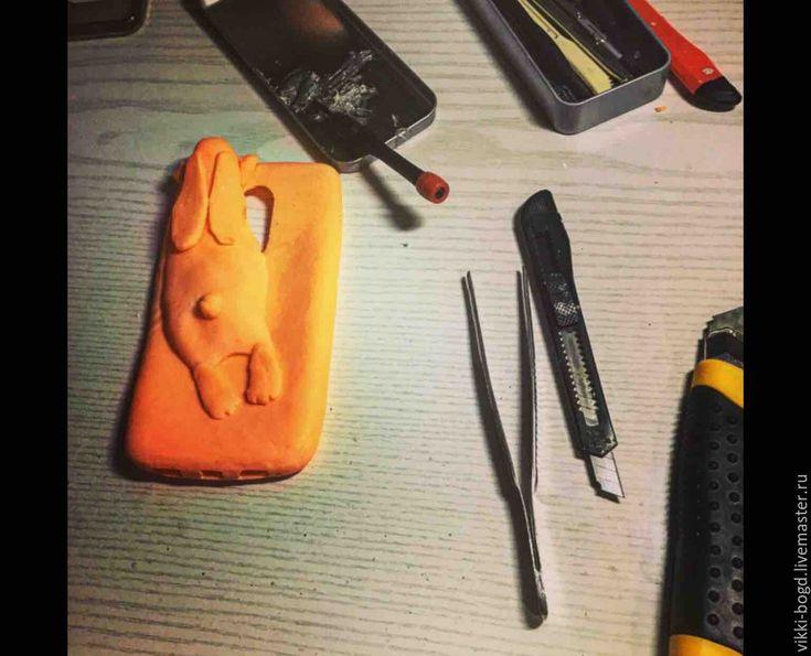 Как сшить оригинальный чехол для телефона