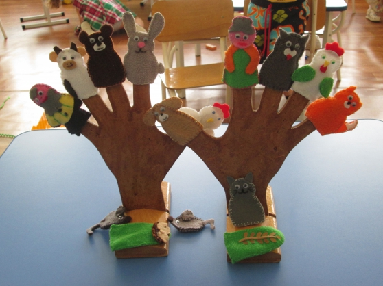 Пальчиковый театр: особенности, процесс изготовления своими руками, создание кукол из бумаги и ткани