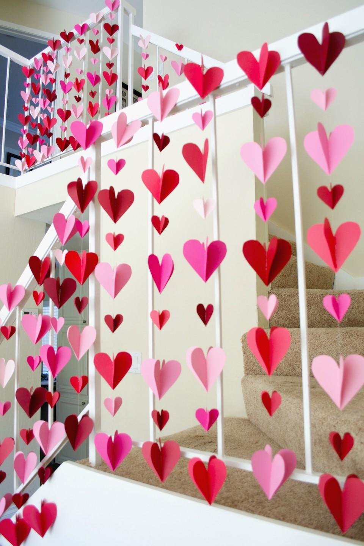 ᐉ как лучше провести день влюбленных. декор ко дню святого валентина — идеи украшения к празднику своими руками ➡ klass511.ru