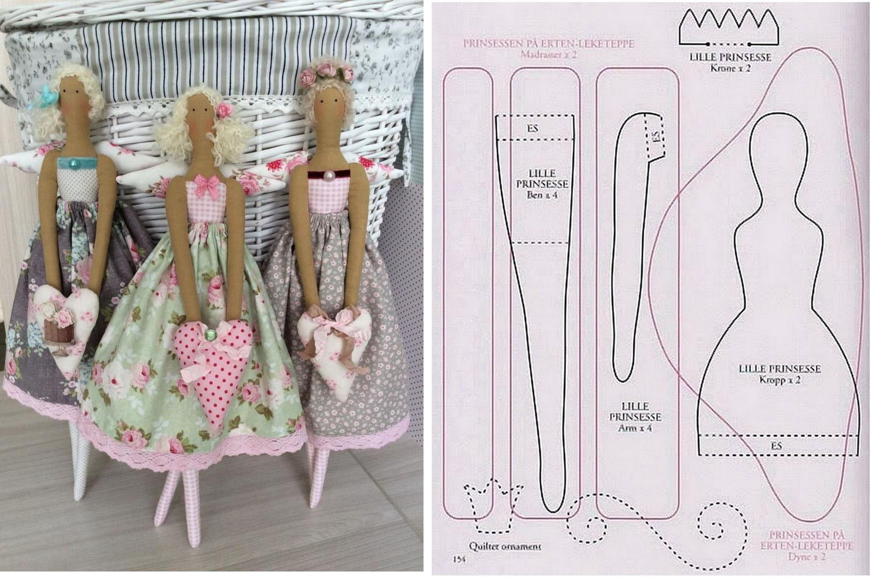 Тильда своими руками - пошаговые мастер-классы с выкройками. ткани для создания авторской куклы (тело, одежды, волосы, набивка), как оформить лицо куклы.
