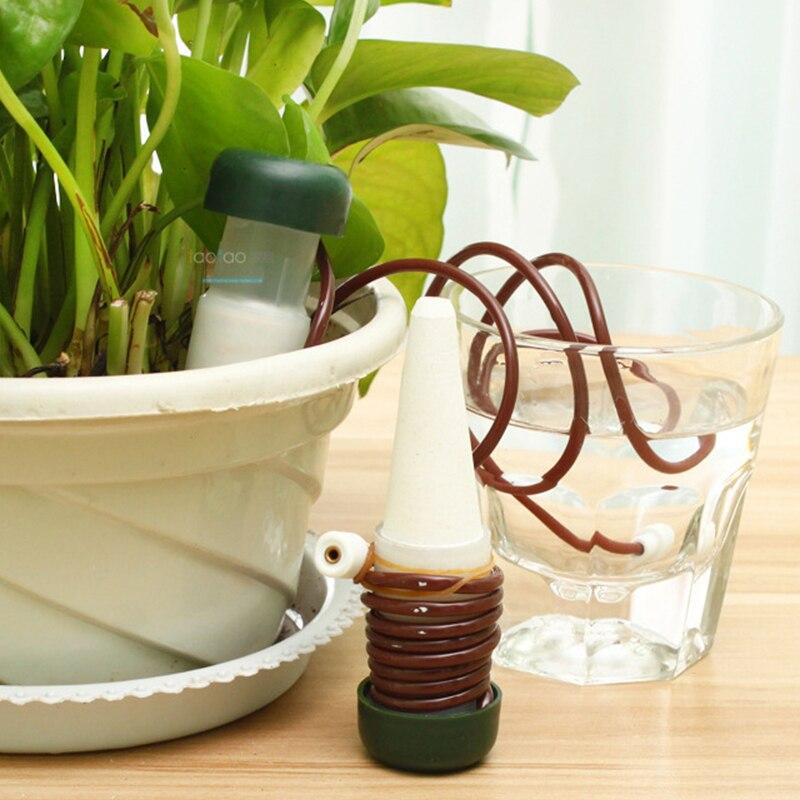 Автополив для комнатных растений своими руками: быстро и просто