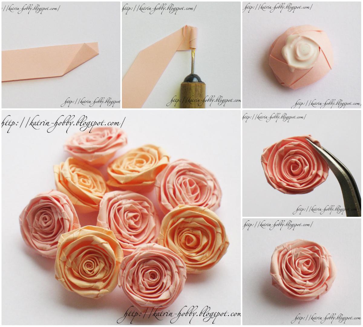 Чарующая роза из гофрированной бумаги с конфетой: идеальный мастер класс