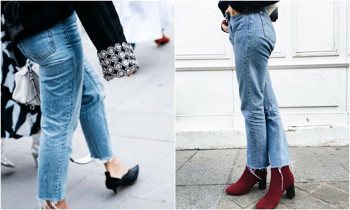Как можно обрезать джинсы в 2020 году