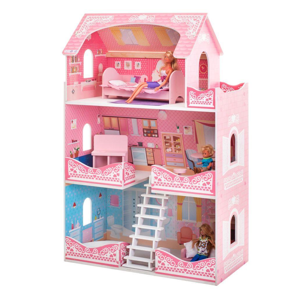 Кукольные домики и мебель: каталог, цены, продажа с доставкой по москве и россии — «акушерство.ру»