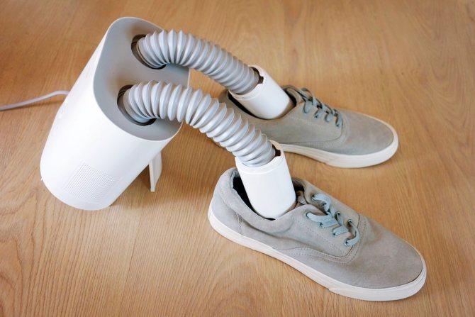 Сушилка для обуви своими руками, мастер-класс с фото и видео