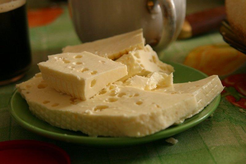 Плавленый сыр из творога – кулинарный рецепт
