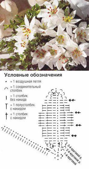 Розовая лилия цветы из бисера – бисерок