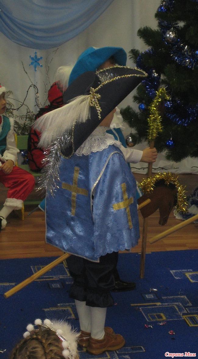 Костюм мушкетёра своими руками на новый год, на утренник, выкройки, фото - мой карнавал