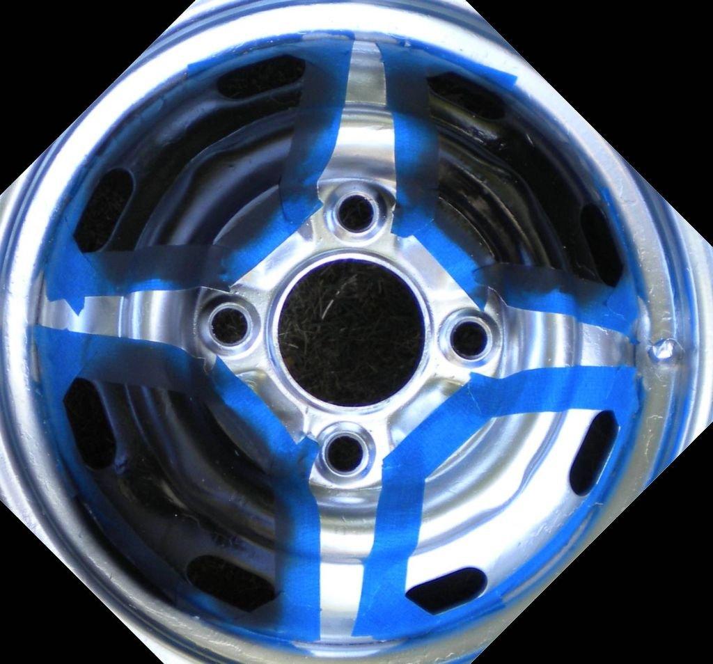 Тюнинг колес и дисков автомобиля