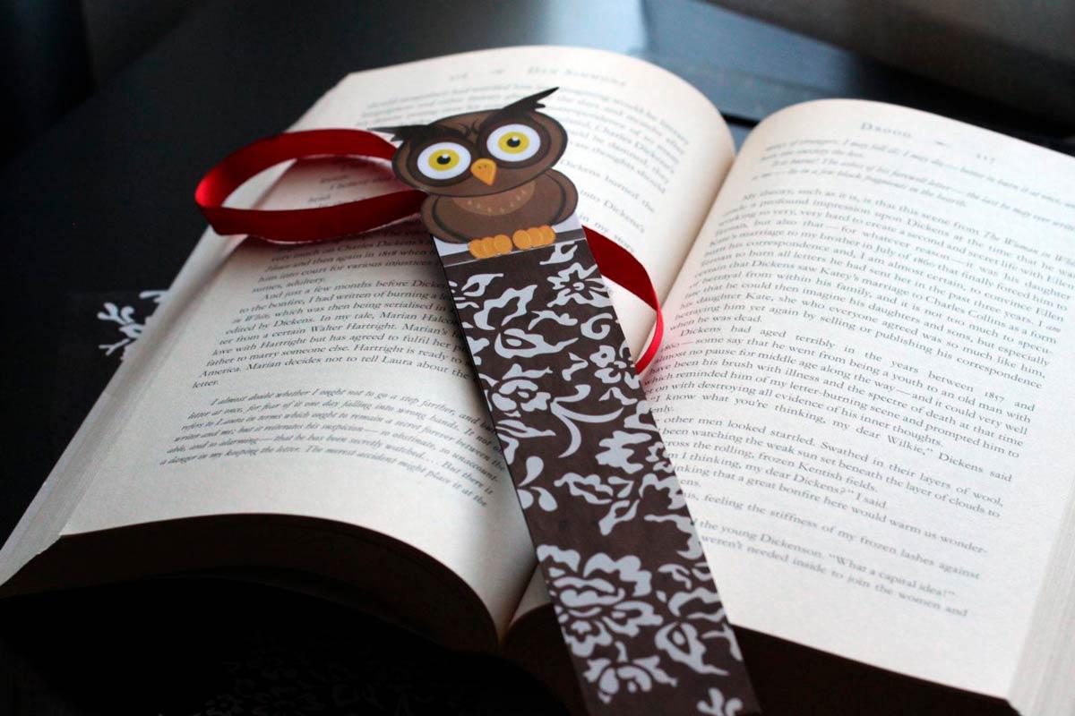 Книжная закладка как инструмент работы с книгой и её продвижения
