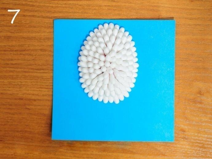 Цветы своими руками из подручных материалов: ватных дисков и палочек, яичных лотков, одноразовых ложек, мешковины, ниток и проволоки | крестик
