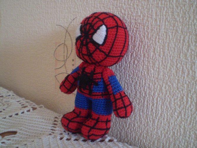 Простейший способ сделать паука (мк+мк) | страна мастеров