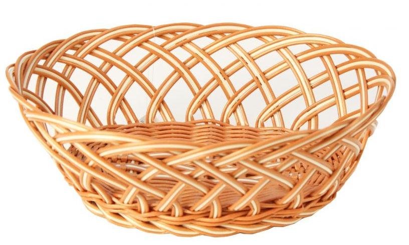 Поделка изделие плетение корзинка и сухарница картон гофрированный трубочки бумажные