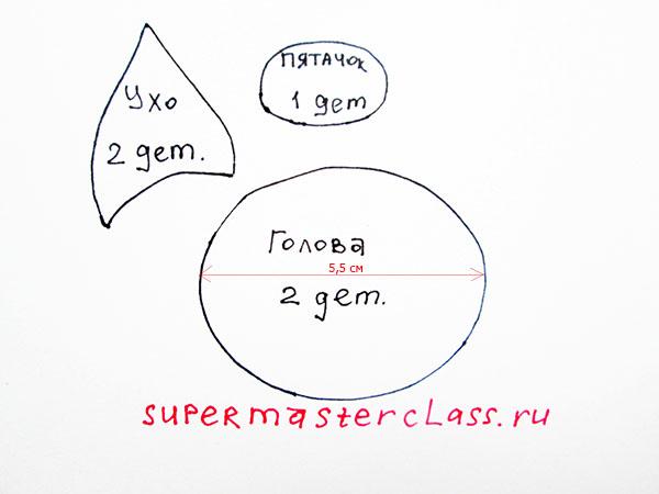 Гирлянда своими руками: шаблоны и мастер-классы как сделать! hekon.ru