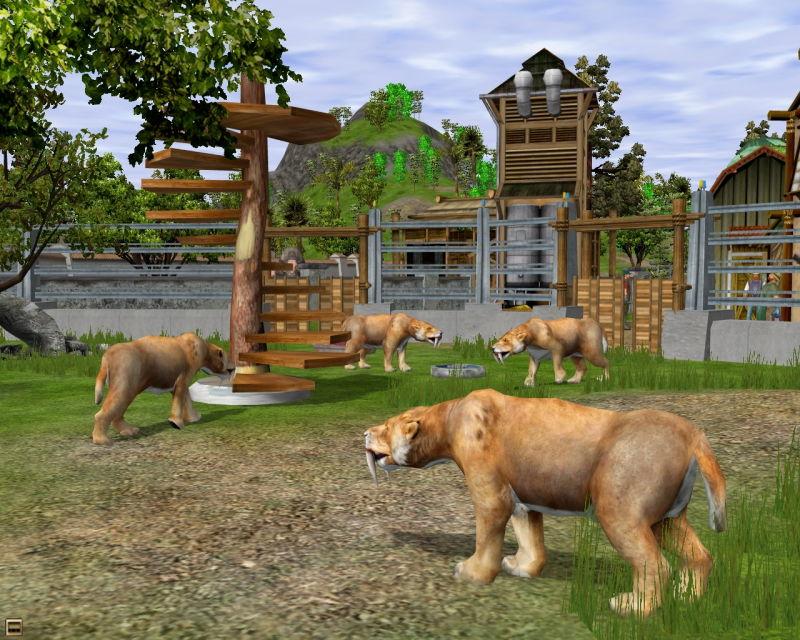 Сюжетно-ролевая игра «зоопарк» для второй младшей группы