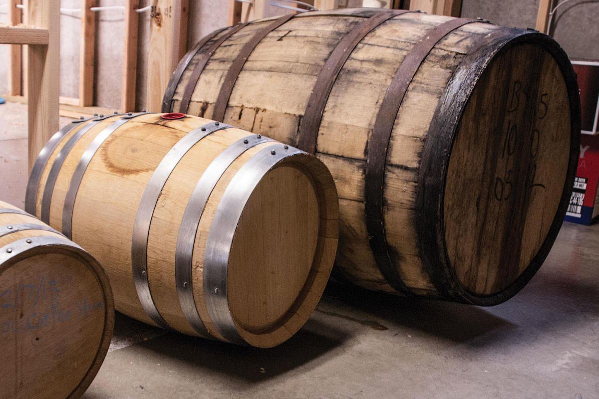 Выдержка в бочках для домашних пивоваров — pivo.by