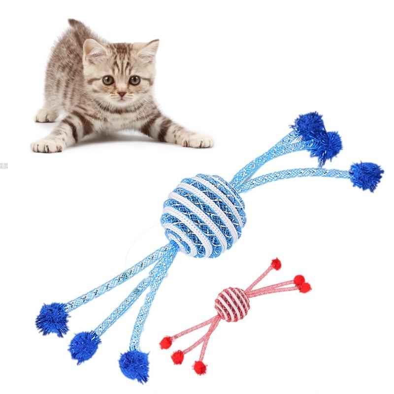 Как сделать игрушку для кота из бросовых материалов?