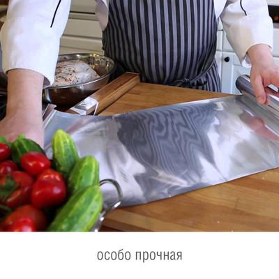 ᐉ применение алюминиевой фольги, или пищевая фольга на все случаи жизни - своими руками -